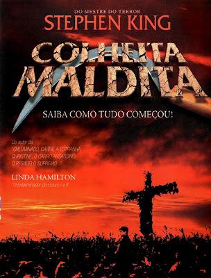 Filme Poster Colheita Maldita 1984 DVDRip RMVB Legendado