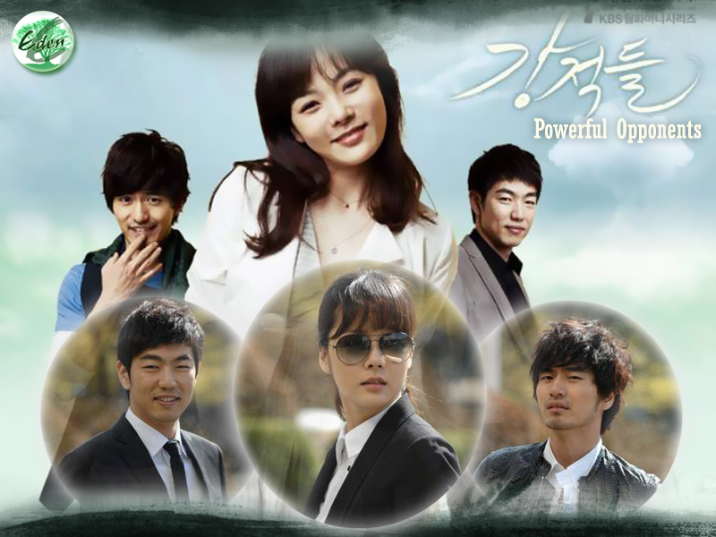 Powerful Opponents (Kangjeok) Episode 2