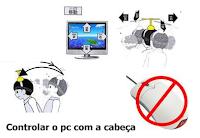 controlar mouse cabeca webcam Download eViacam 1.1