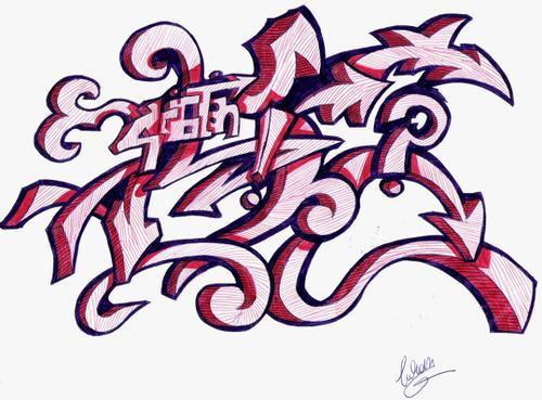 Graffitis que digan te quiero mucho - Imagui