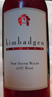 Wine_bimbadgen Hunter Valley Australia