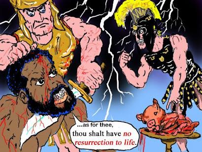 II Maccabees 7:14