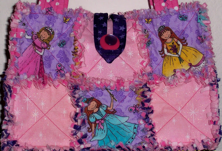 Maddie's Little Princess Purse