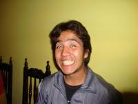 yo probando el smile shutter