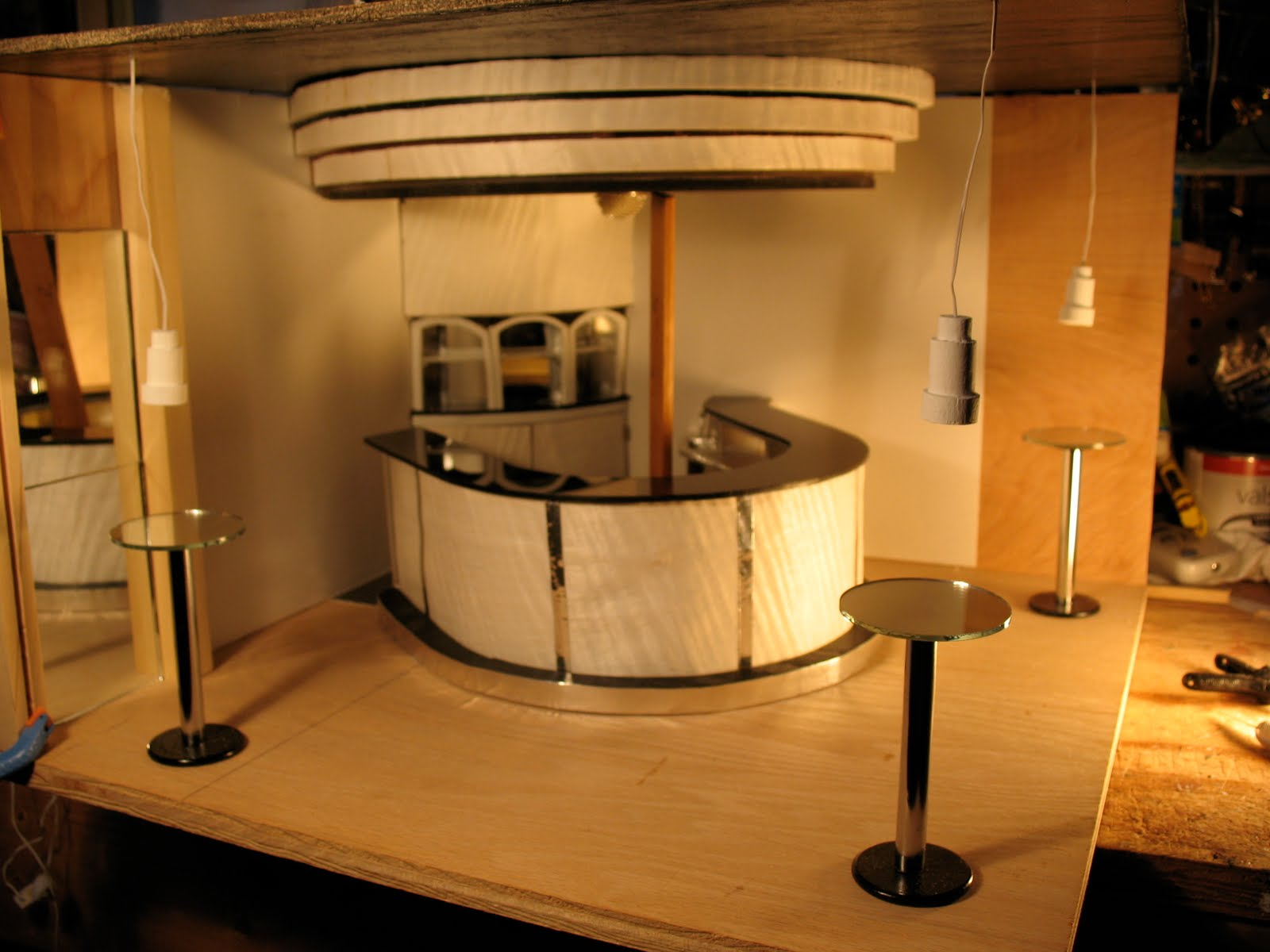 Minibydesign art deco bar update 4 - Deco bar design ...