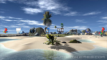 Paradise Ps3 Theme free ps3 theme download ps3 theme