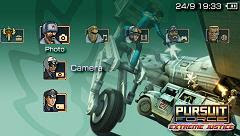 official psp themes