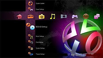 ps3 themes downloads