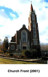 Our Lady of Czestochowa church, Michelle Therese's hometown parish in America