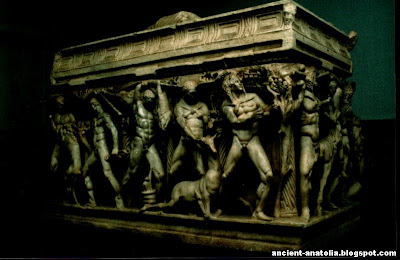 Heracles Tomb @ Konya Museum of Archaeology