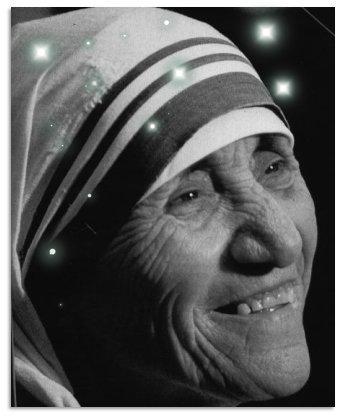 Madre Teresa de Calcuta  La Persona Que Admiro Mucho