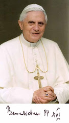 El Papa Benedicto VXI