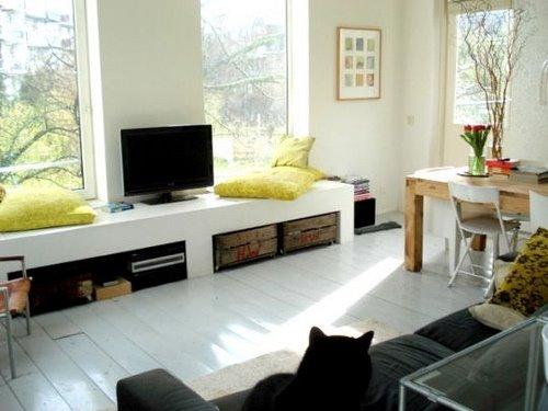 New Build Flat Interior Design