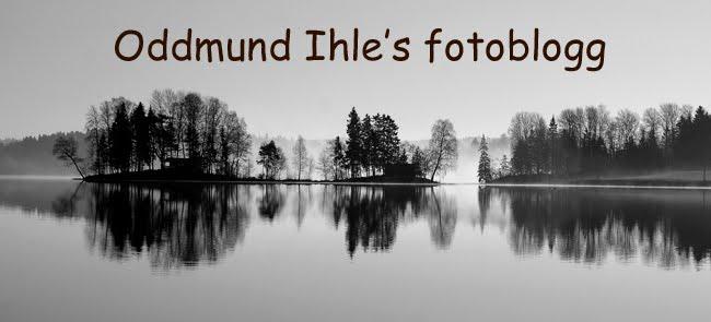 Oddmund Ihle's fotoblogg