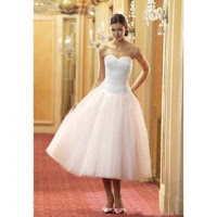 short wedding dresses - short wedding dresses pictures
