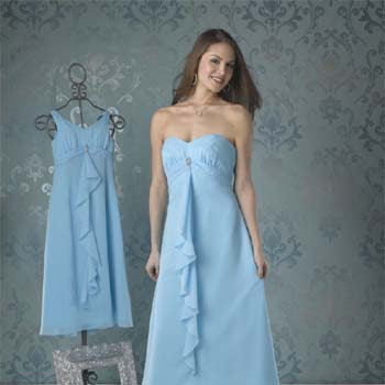 Dere Kiang bridesmaid dress