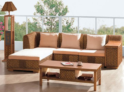 Design living room living room furniture living room for Rattan living room furniture