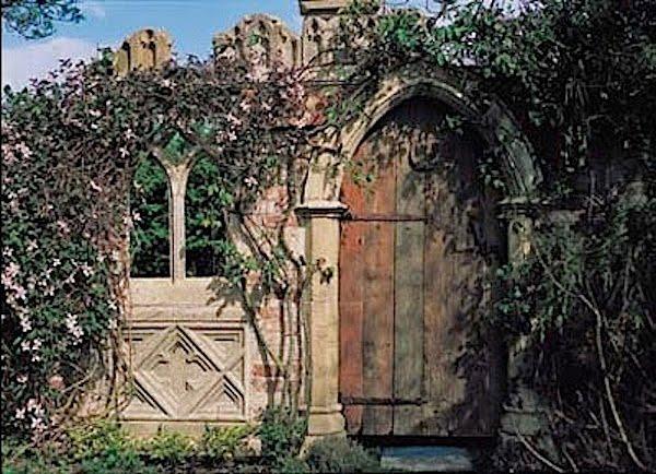 Victorian garden folly