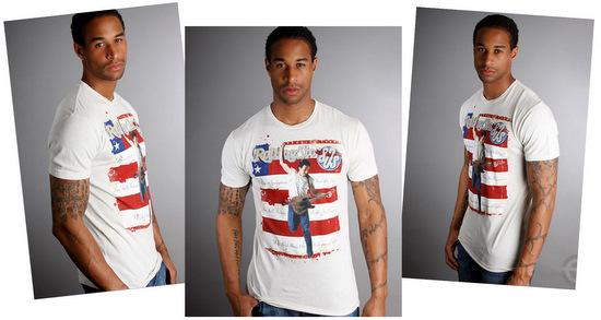 bruce springsteen t shirt print