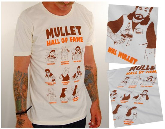 types of mullet hairstyles. Famous-People-With-Mullets The mullet was a hairstyle popular in the early