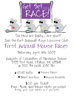 Designs With Expression... Express Yourself...: Mouse Races Invite: designsexpression.blogspot.com/2009/03/mouse-races-invite.html