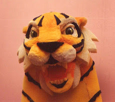 Títere tigre