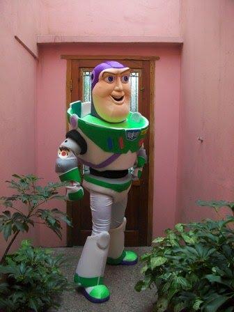 """Disfraz """"Buzz"""""""