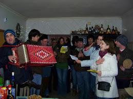 A cantar as Janeiras
