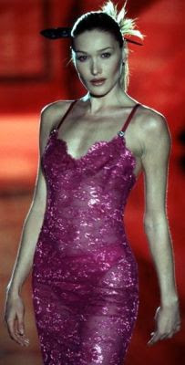 Carla Bruni supermodel
