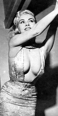 Jeanne Carmen 50's pinup