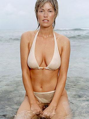 Melissa Keller bikini