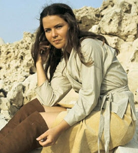 Koo Stark heading for I'm A Celebrity Get Me Out Of Here!