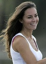 Kate Middleton - future Queen?