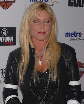 Pamela Bach at American Musci Awards