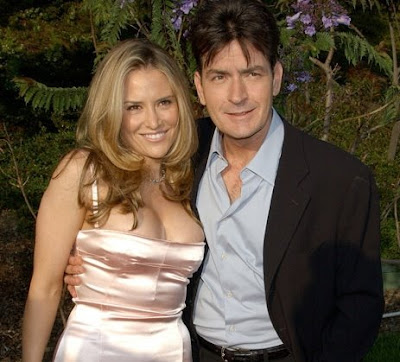 Charlie Sheen and Brooke Mueller marry