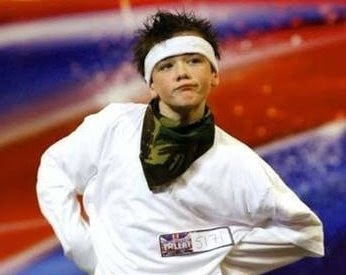 George Sampson Britain's Got Talent Winner