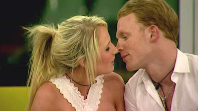 Nicole Cammack kisses Rex at BB eviction time