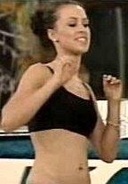 Jennifer Clark bikini top