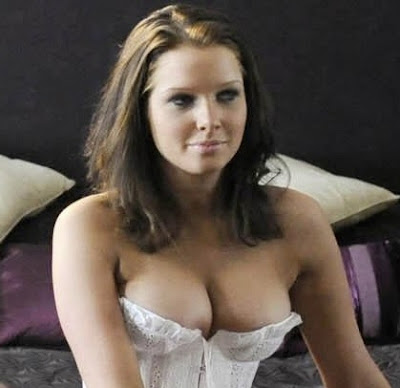 Helen Flanagan Cleavage Photo Gallery