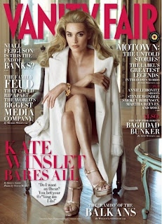 Kate Winslet Vanity Fair cover