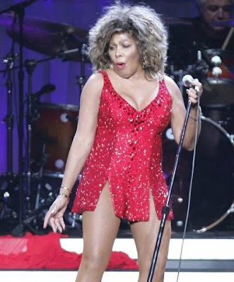 Tina Turner Madison Square Gardens