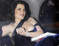 Nigella Lawson cleavage