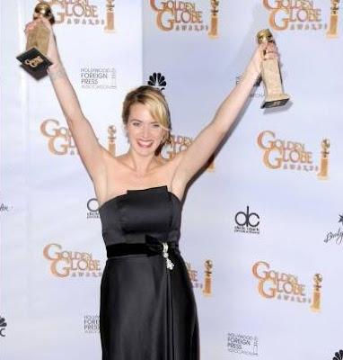Kate Winslet Golden Globes