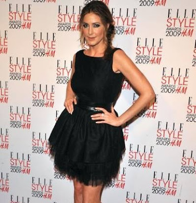 Lisa Snowdon Elle Style Awards