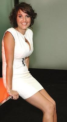 Yasmina Siadatan looking sexy