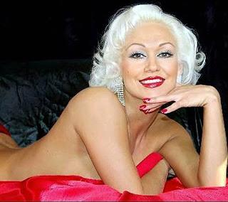 Kristina Rihanoff topless