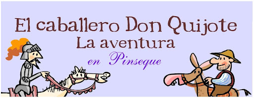 La aventura de Don Quijote en Pinseque
