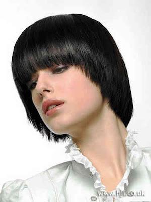 boldmail cutting edge trendy woman hairstyles 2009
