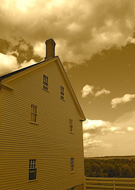 Shaker House Maine