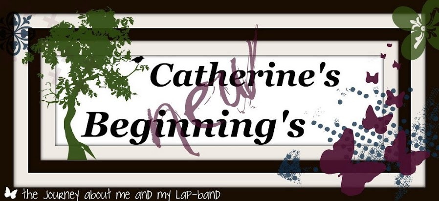 ....Catherine's New Beginning's....